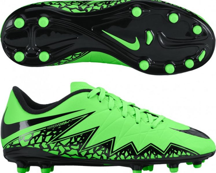 Nike Hypervenom Phelon II FG Jr