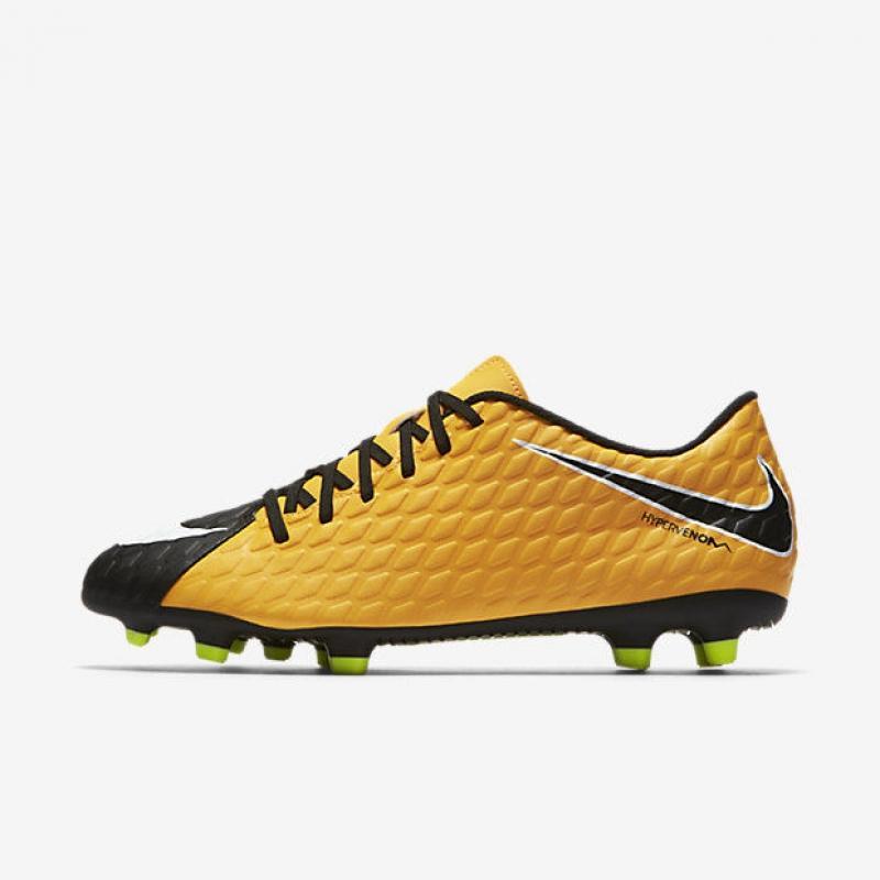 Nike Enfants Unisexes Ans Hyper Venin Phade Iii Fg Chaussures De Football - Noir. - 38 Eu 56mYtbP