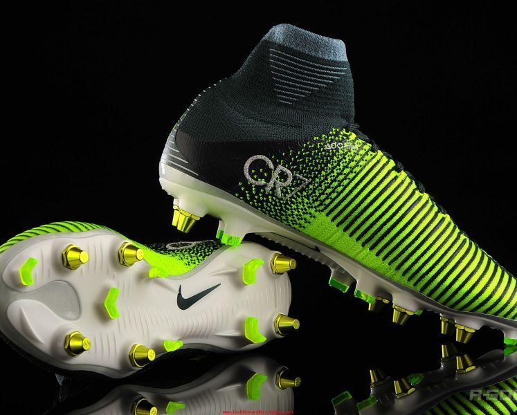 2456d25550ed1 Nike Mercurial Victory VI Dynamic Fit CR7 FG Jr Voetbalschoenen ...