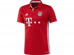 Adidas FC Bayern Wedstrijdshirt Thuis 16/17 Senior online bestellen