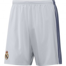 Adidas Real Madrid Wedstrijdshort Thuis 16/17 Senior