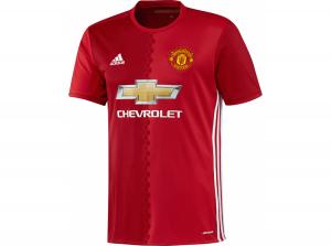 Adidas Manchester United Wedstrijdshirt Thuis 16/17 Junior