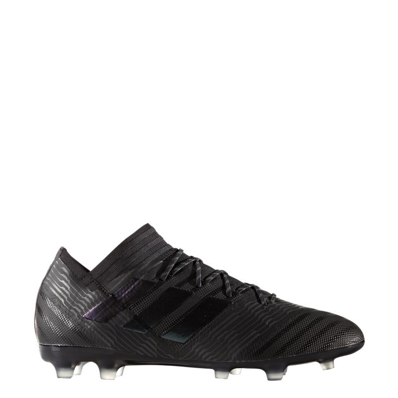 Adidas - Nemeziz 17,2 Soccer Fg - Unisexe - Le Football - Noir - 41 1/3
