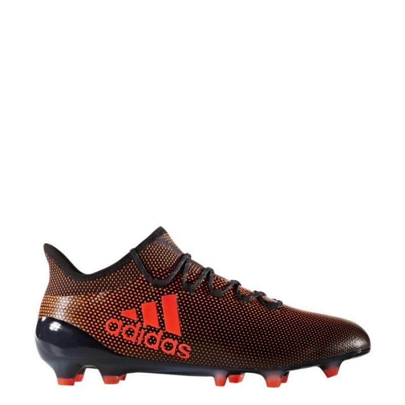 Adidas - X17.3 Soccer Fg - Unisexe - Chaussures - Noir - 44 5PYPqCaY