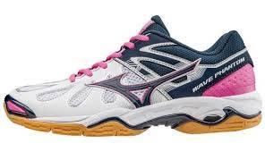 Dames indoorschoenen - Handbalschoenen - Handbalschoenen dames - Indoor sportschoenen - Merk sportschoenen - Mizuno handbalschoenen - Mizuno indoorschoenen - Mizuno sportschoenen - kopen - Mizuno Wave Phantom Women (Aktie)