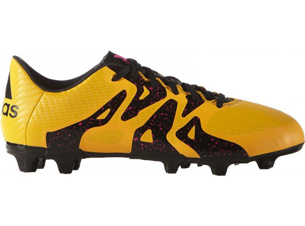 - Adidas X 15.3 FG/AG Jr.